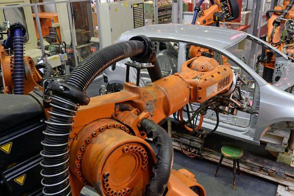 Robot zabił pracownika w niemieckiej fabryce Volkswagena