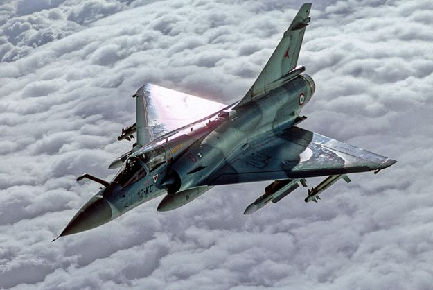 Nowe uderzenie lotnictwa Francji w ISIS