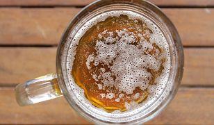 Piwo na talerzu