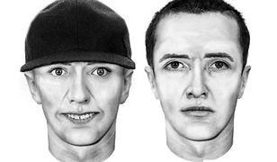Fałszywi inkasenci poszukiwani. Policja pokazuje portrety