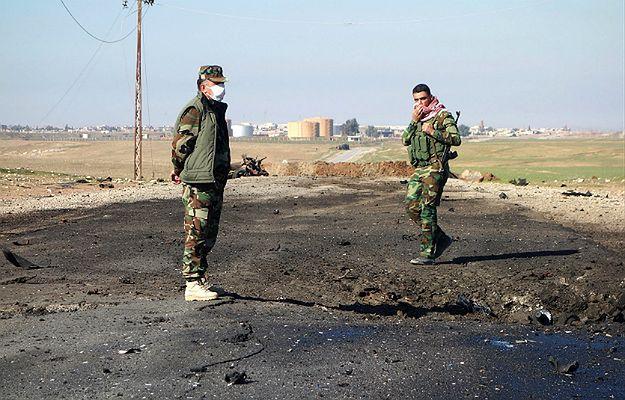 Dżihadyści z IS użyli gazu musztardowego w Iraku. Niemcy mają dowody