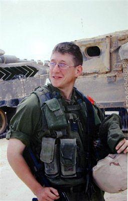 Zginął syn izraelskiego przeciwnika wojny Dawida Grossmana