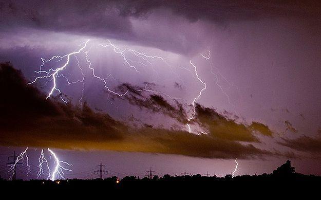 IMiGW ostrzega przed gwałtownymi burzami z gradem