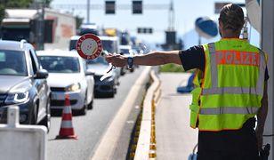 Seehofer chce zwiększenia kontroli na granicy z Austrią i ściślejszej ochrony granic zewnętrznych UE