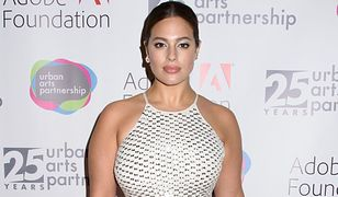 Ashley Graham na imprezie Urban Arts