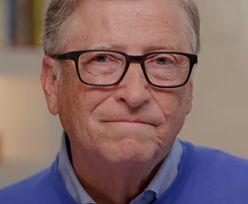 """Gates przemówił. Powiedział o byłej żonie i o """"wielkim błędzie"""""""