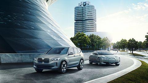 BMW iX1: Kolejny elektryczny SUV z Bawarii