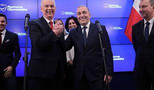 Wybory na szefa PO. Tomasz Siemoniak będzie kandydował, Grzegorz Schetyna rezygnuje.
