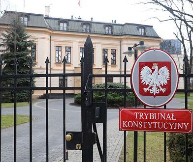 Siedziba Trybunału Konstytucyjnego w Warszawie.