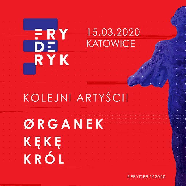 Festiwal Fryderyk 2020: Znamy kolejnych wykonawców