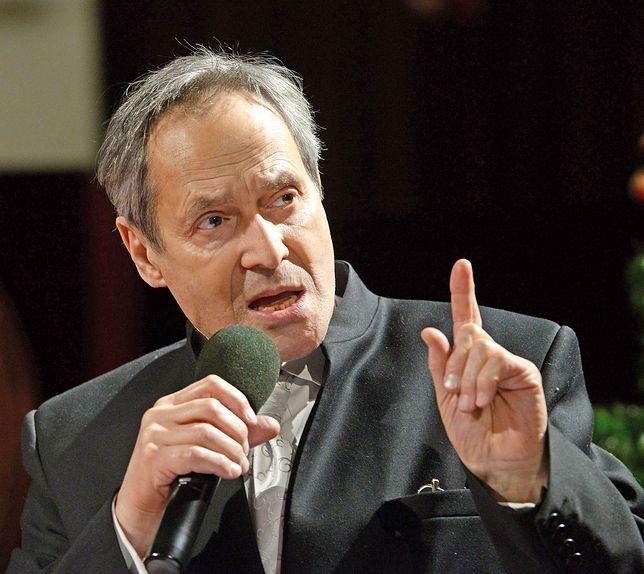 Jerzy Zelnik zaprzecza, że ma romans z Haliną Łabonarską