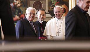 Abbas otworzył ambasadę Palestyny przy Watykanie