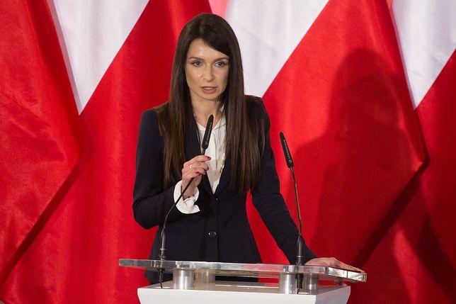 Marta Kaczyńska alarmuje ws. astronomii