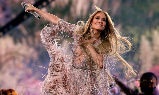 Jennifer Lopez nie rozpacza po rozstaniu.