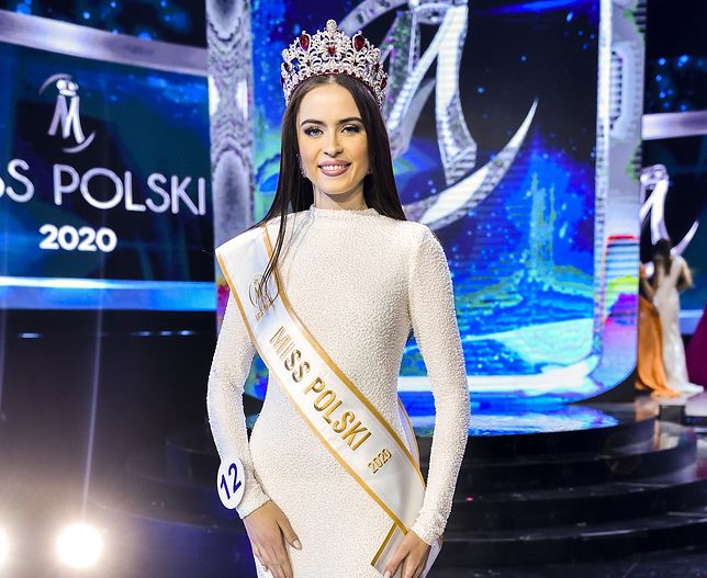 Anna Maria Jaromin  Miss Polski