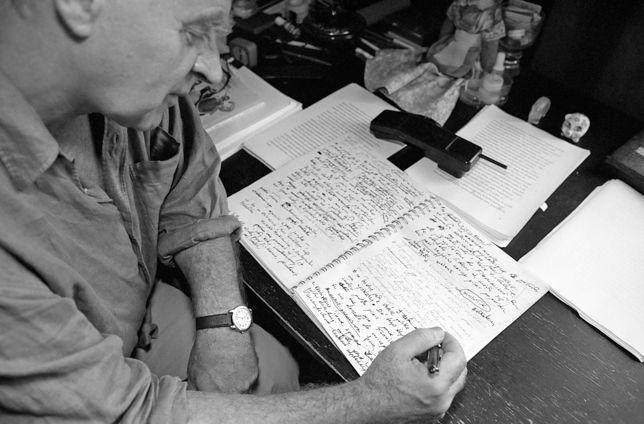 Polski prozaik, dramaturg, scenarzysta, felietonista i eseista