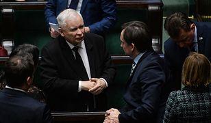 """Ziobro i Kaczyński się pożegnają? Posłanka nie ma wątpliwości. """"To początek końca"""""""