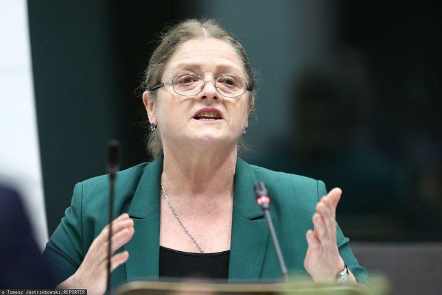Krystyna Pawłowicz, była posłanka PiS oraz obecna sędzia Trybunału Konstytucyjnego (zdj. arch.)