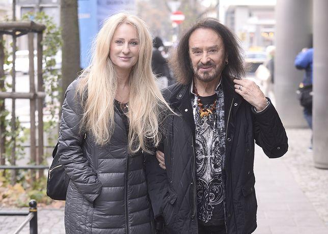 Anna Maleady i Stan Borys na zdjęciu z 10.2018 r.