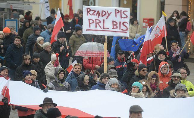 """Jakub Dymek: """"Majdan"""", który wymyślił PiS"""