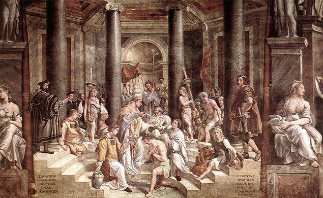 Zbrodnie świętego Konstantyna