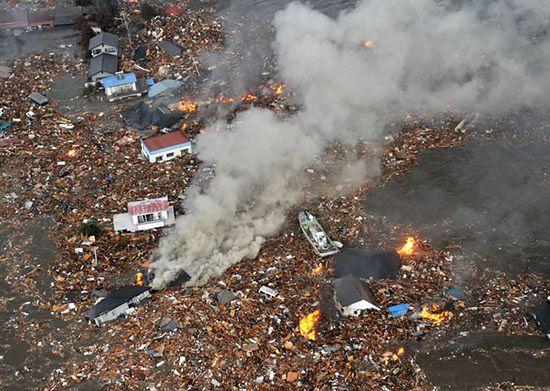 Żywioł, który pochłonął tysiące ofiar na świecie - zdjęcia