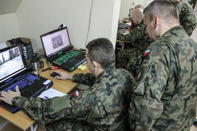 M@newry z rozmachem. Wielkie ćwiczenia polskich żołnierzy w cyfrowej rzeczywistości
