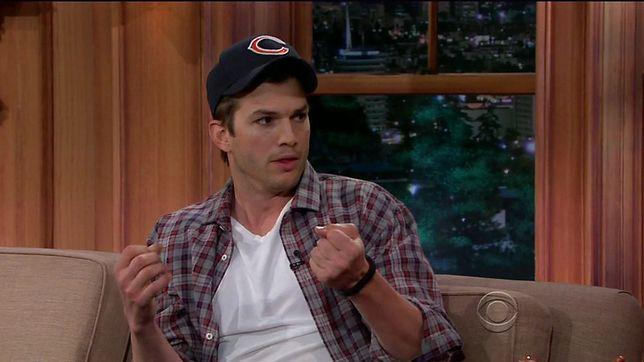 Ashton Kutcher mówi o życiu rodzinnym