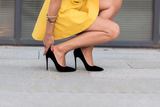 Szpilki to najbardziej seksowne obuwie, jakie kiedykolwiek wymyślono