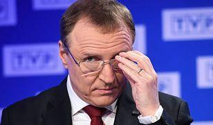 Sylwester Marzeń w TVP. Jacek Kurski odpiera zarzuty