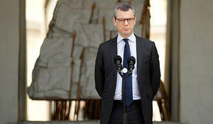 Edouard Philippe nowym premierem Francji