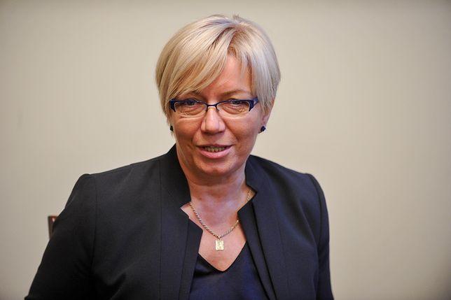 Julia Przyłębska zostanie wyróżniona. W sieci wrze