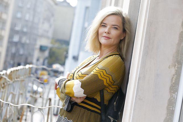 Monika Zamachowska chwali się córką