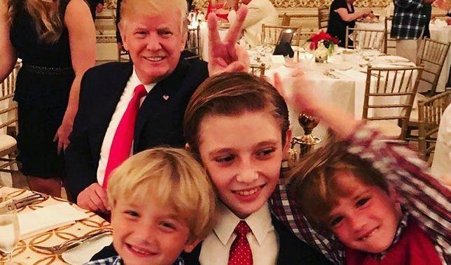 Rozwód w najbliższej rodzinie Trumpa. Jest już pozew