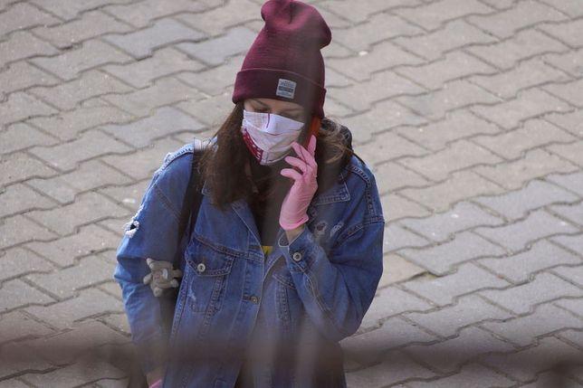 Maseczki ochronne. W czwartek wszedł w życie obowiązek zakrywania twarzy. Kary do 30 tys. zł
