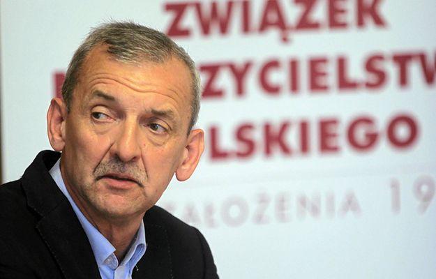ZNP: w miastach wojewódzkich będą pikiety przeciwko reformie oświaty