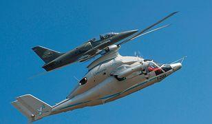 Hybrydowy śmigłowiec Eurocopter 3X pobił rekord prędkości
