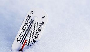 Na południu kraju temperatura spadnie nawet do -18 stopni