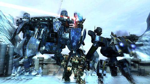 Wielkie roboty i wielkie eksplozje - zwiastun Front Mission Evolved
