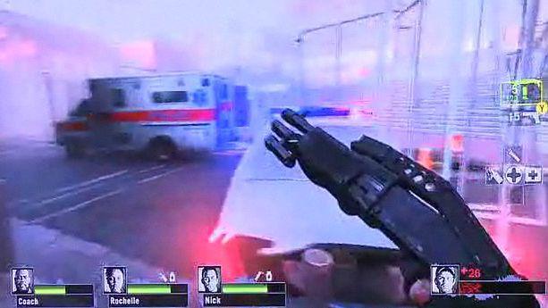 Rozgrywka: Left 4 Dead 2