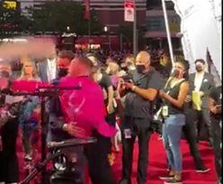 McGregor oszalał na MTV VMA. Wściekła awantura na czerwonym dywanie