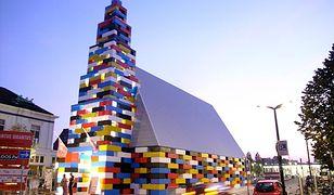 Świątynia wyznawców Lego