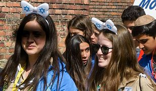 Turyści w Obozie Zagłady Auschwitz