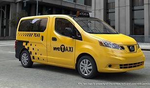 Nissan NV200: taxi dla Nowego Jorku