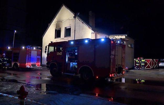 Wielkopolska: tragiczny pożar. Zginęło 5 osób