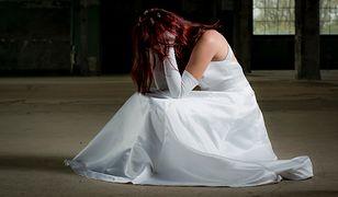 Panna młoda przepłakała swoją noc poślubną