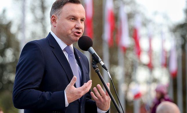 Andrzej Duda bierze sięza remont. Odnowienie rezydencji pochłonie fortunę