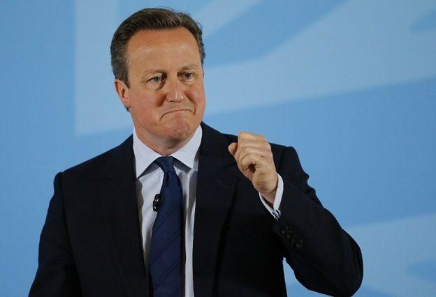 #dziejesienazywo Brexit to będzie koniec Camerona?