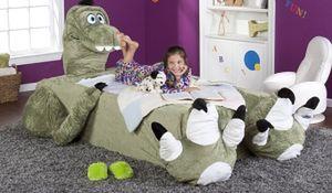 Niezwykłe pomysły na łóżko dla dziecka. Pokój dziecięcy