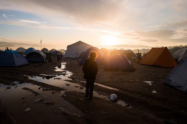 Starcia z uchodźcami na granicy Bośni i Hercegowiny z Chorwacją